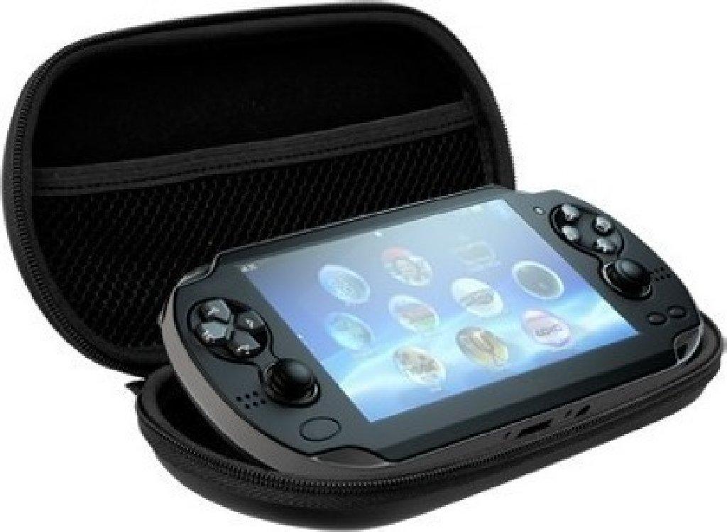 Sony PS-Vita Wi-Fi Console+Case