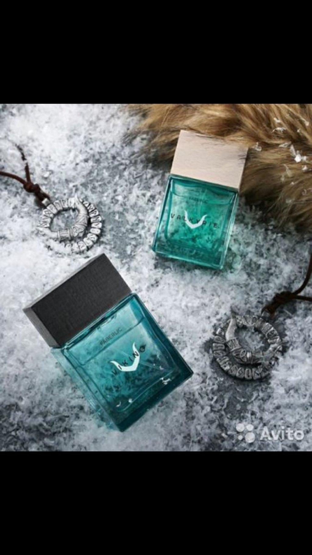 Новый парфюм от фаберлик Викинг и Валкирия запах бомбический для него и для нее