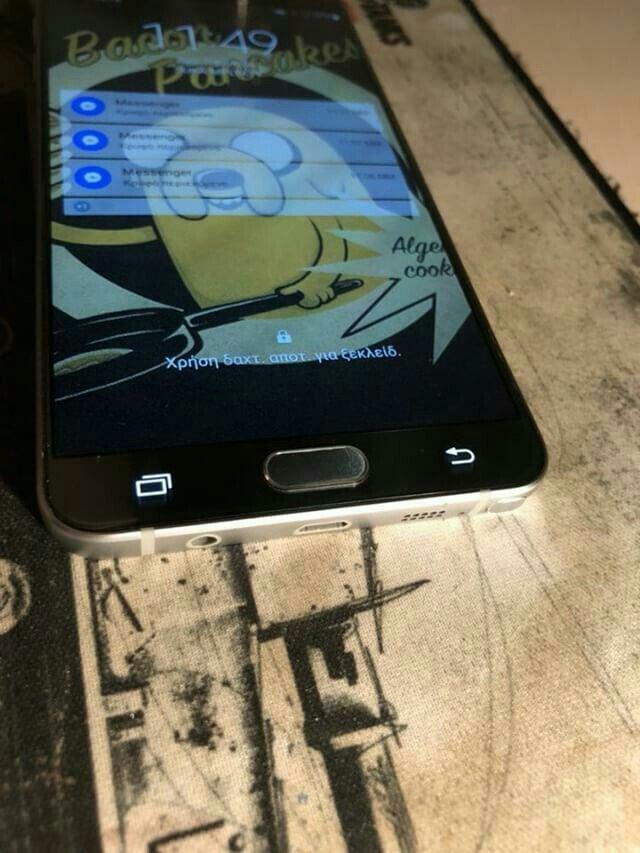 Samsung Galaxy Note 5 64gb αγοράστηκε τον. Photo 2