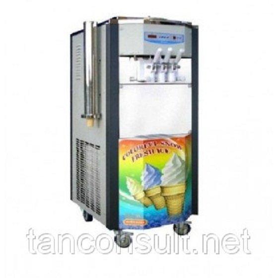 Фризерный аппарат для мороженного. Photo 0