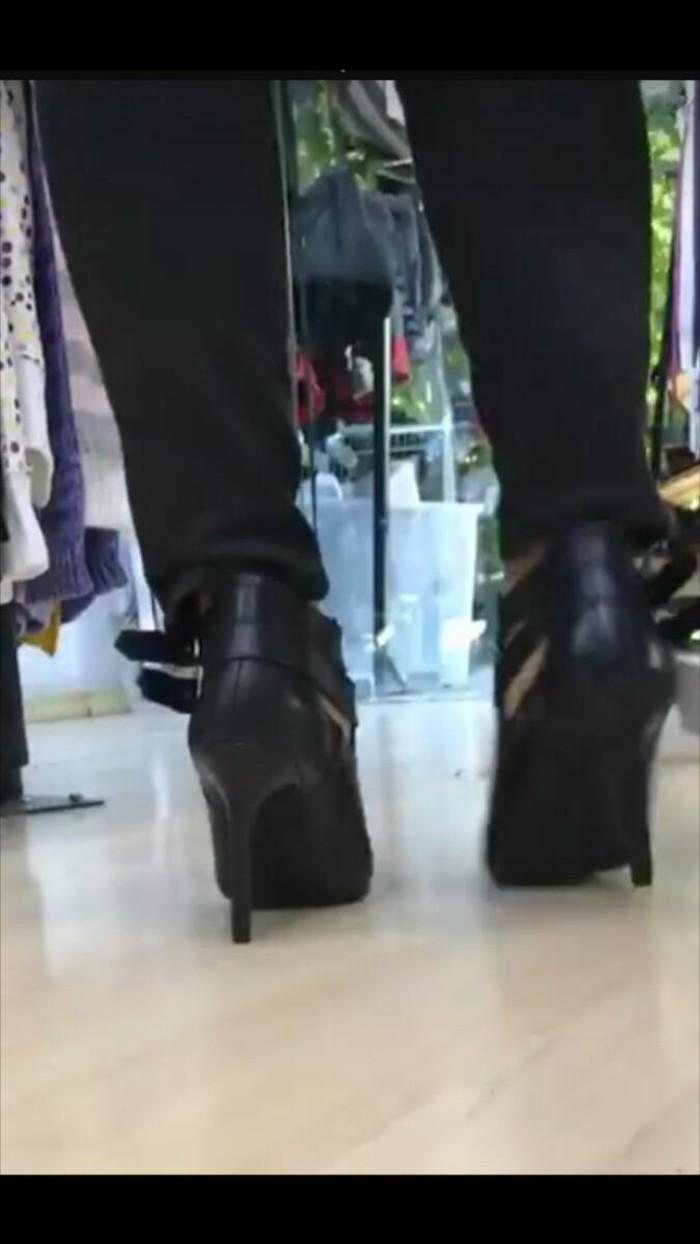 Δερμάτινα παπούτσια . Photo 2