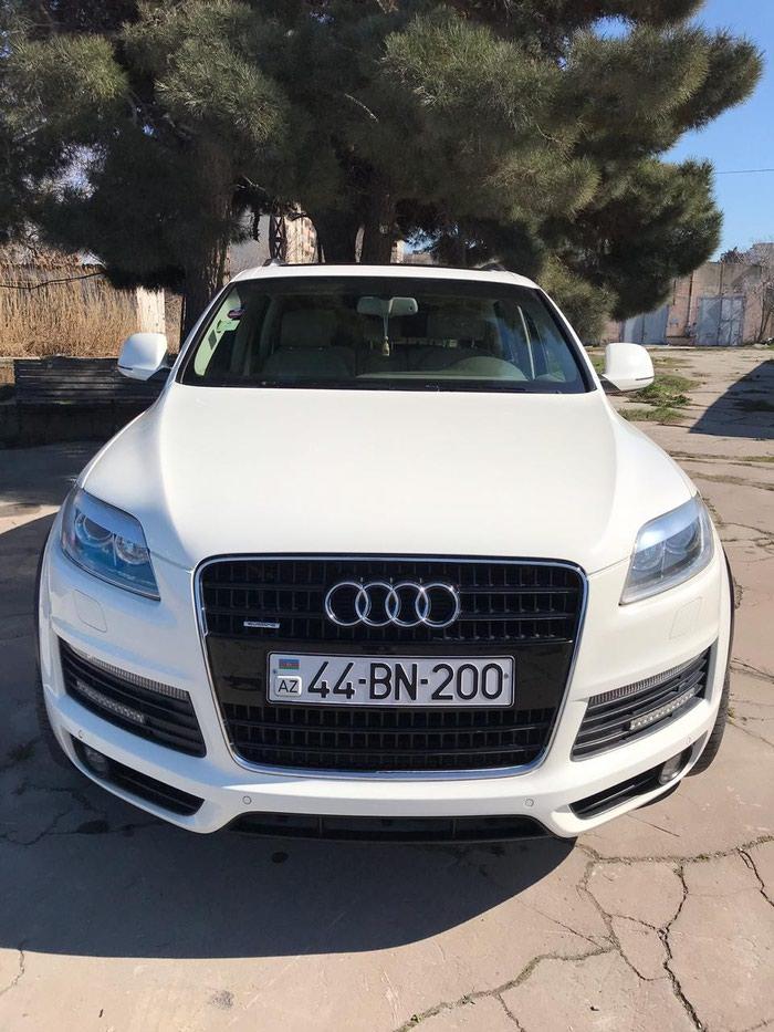 Audi Q7 2008. Photo 0