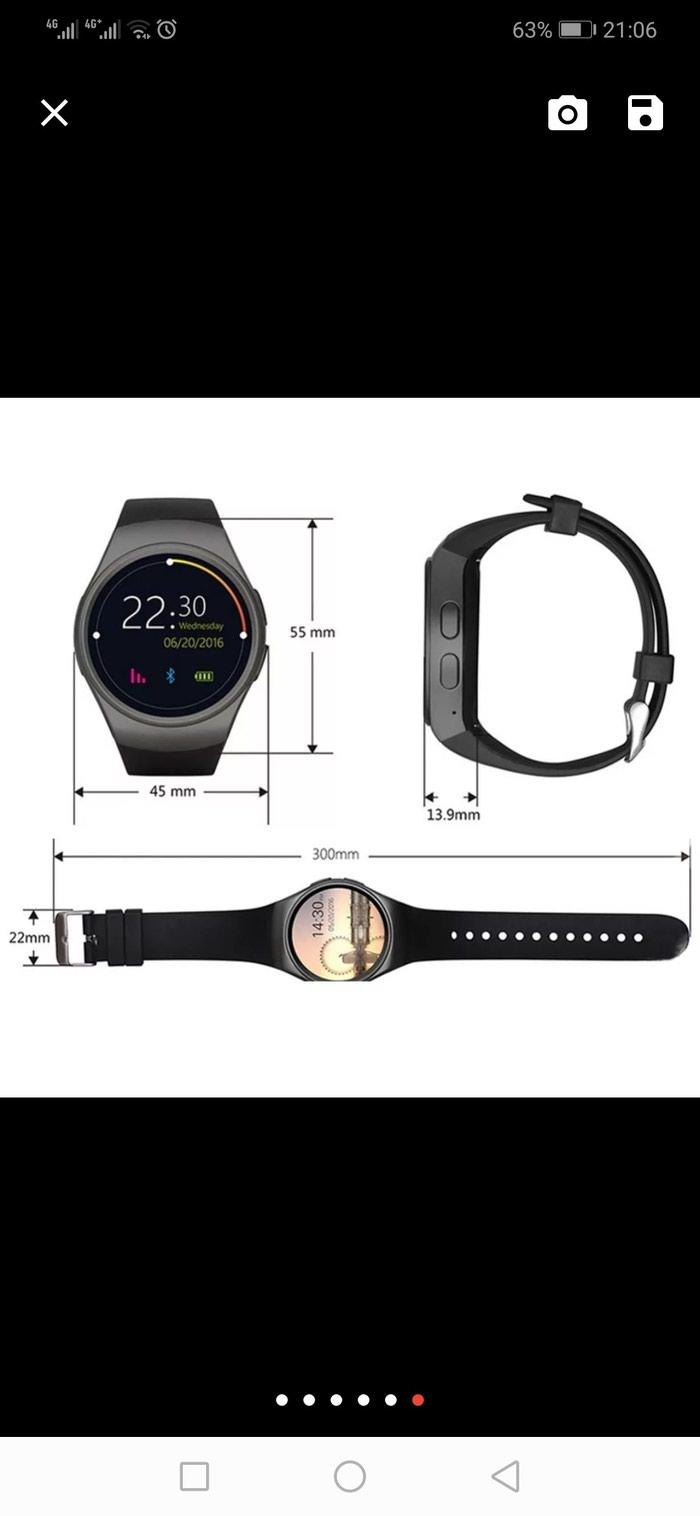 Smart Qol saatı . Photo 0