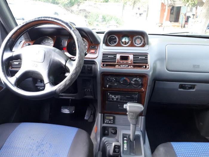 Mitsubishi Pajero 1999. Photo 6