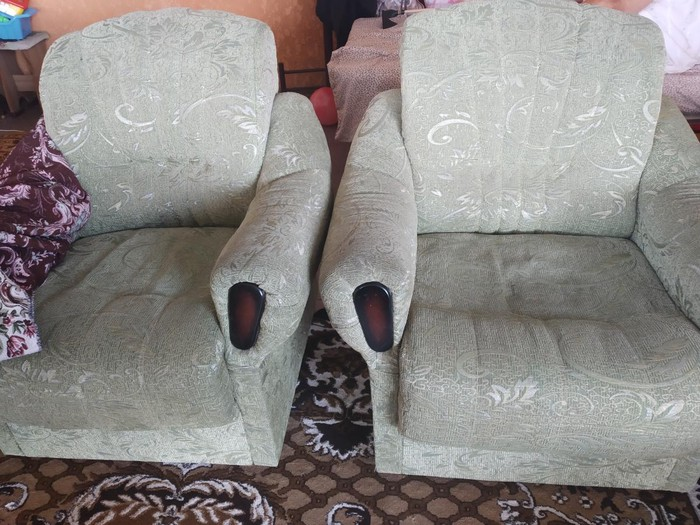Кресла 2 шт. Photo 0