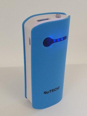 Punjač za mobilne uređaje Powerbank, Rotech 54002, 3000mAh. Sadržaj - Nis
