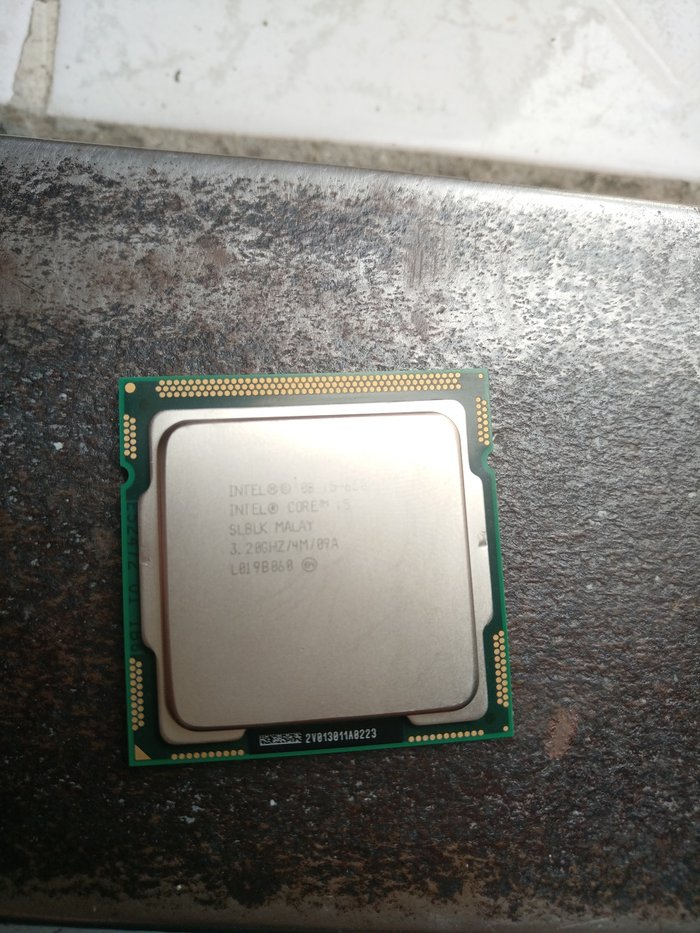 Processor i5-650 1156  cpu core clock speed 3. 20 ghz maximum в Баку