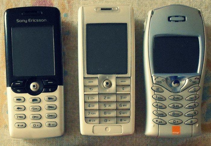 Sony Ericsson T630 Extra telefon starije generacije, ispravan - Loznica