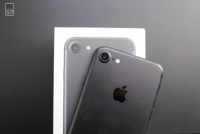 Iphone 7 128гб черный матовый в Душанбе