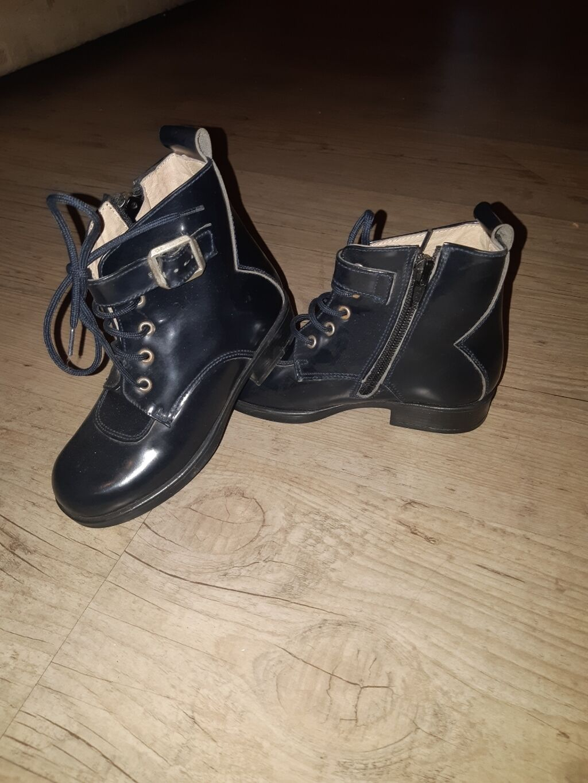 Itijanske cipele dubljecrne, nkve, broj 27: Itijanske cipele dubljecrne, nkve, broj 27
