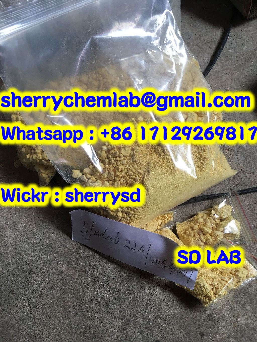 5CL-ADB-A 5cl-adb-a 4CLADB 4cladb yellow safe delivery stock bulk