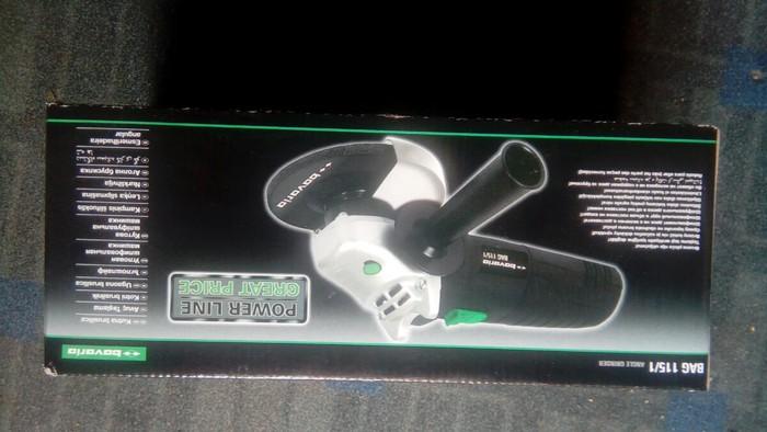 Bavaria BAG 115/1 4430780 Angle grinder 115 mm 500 W. Photo 0