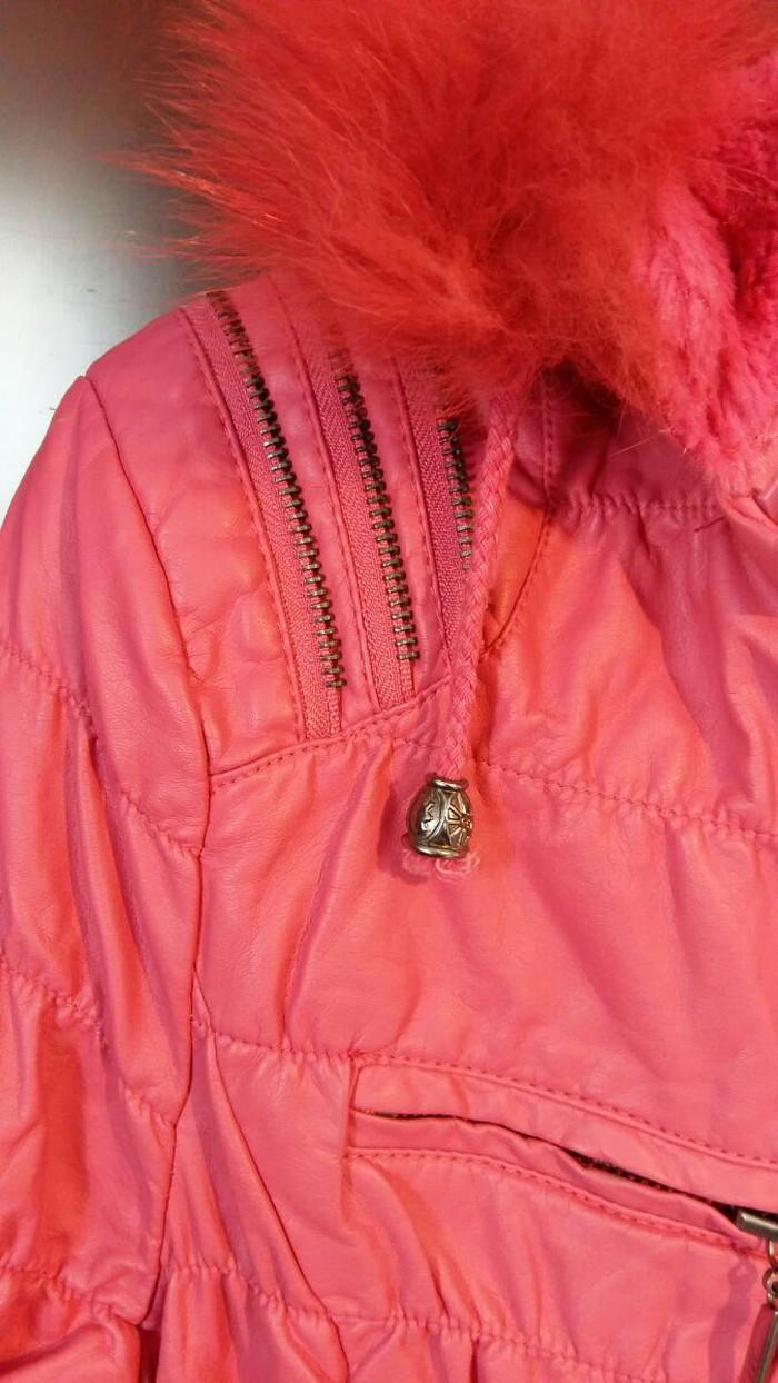 Μπουφαν γυναικείο από δερματίνη, καινούργιο.εσωτερικο όλο γούνα . Photo 3