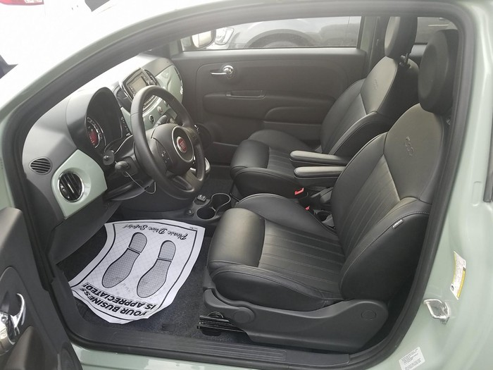 Fiat 500 2016. Photo 2
