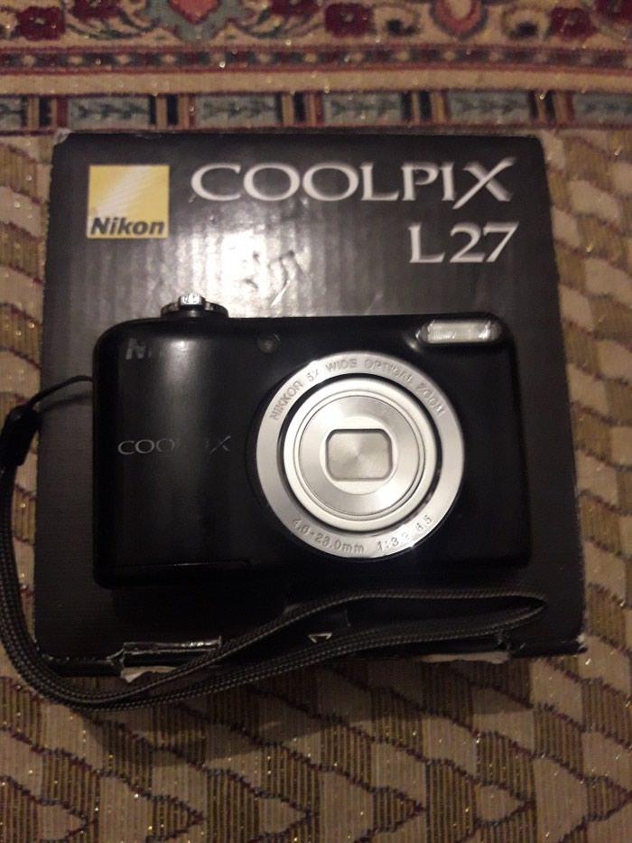 Цифровой фотоаппарат Nikon. Photo 0