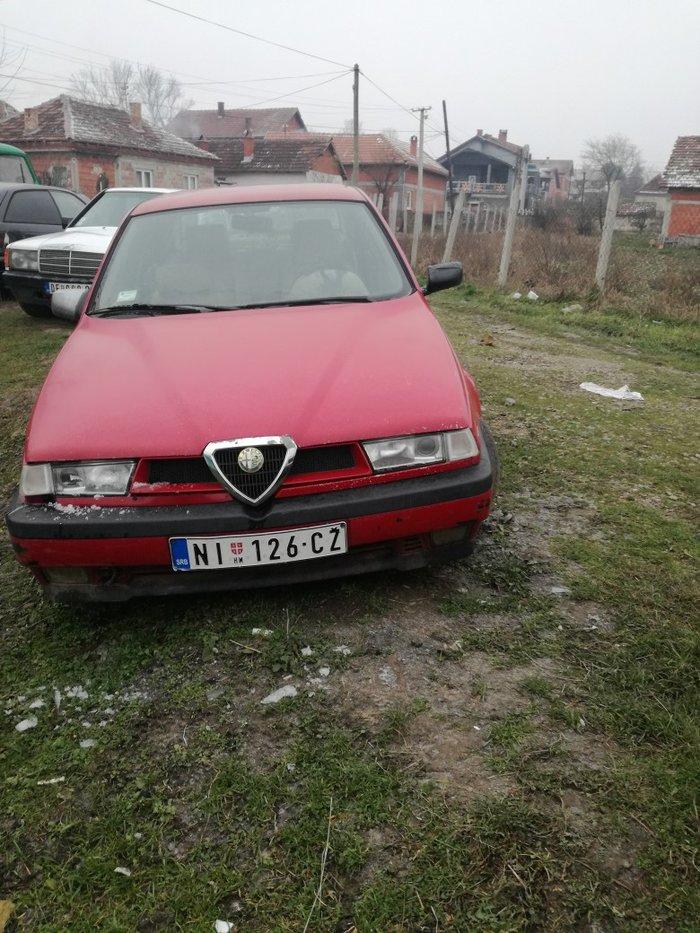 Alfa romeo na prodaju u voznom stanju - Subotica