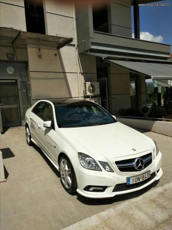 Mercedes-Benz E 250 2009. Photo 0