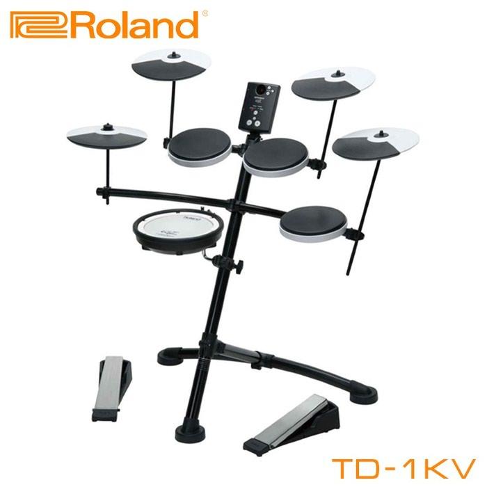 Барабаны электронные Roland TD-1KV (данная модель барабанной установки по пред заказу, срок доставки: 7-14 дней)