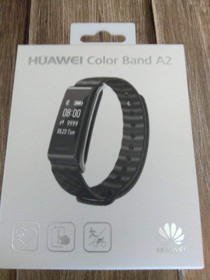 Huawei color band A2 αμεταχείριστο στο κουτί. Photo 0