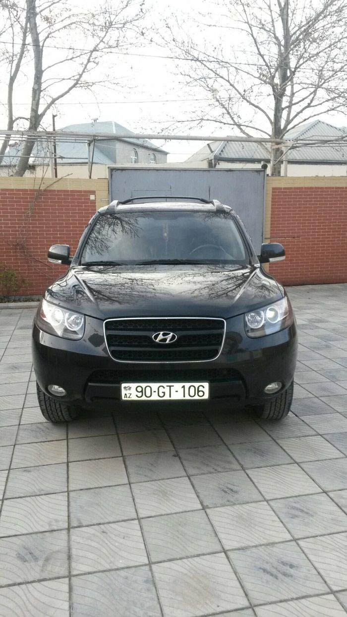 Hyundai Santa Fe 2009. Photo 0