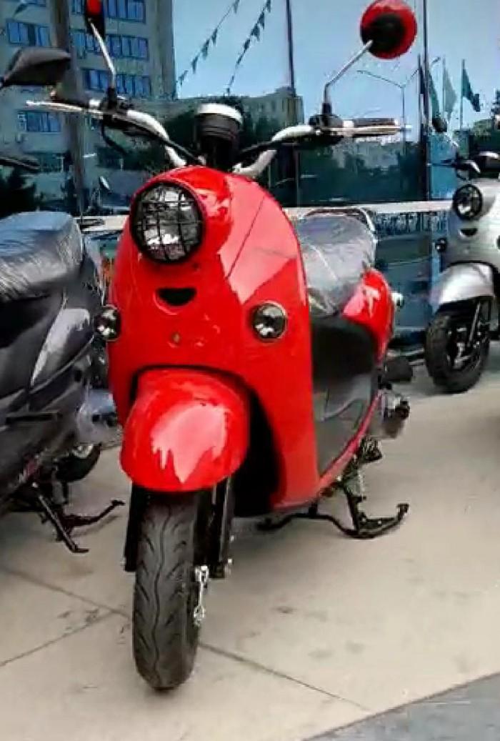 Motosiklet  və mopedler 24 ayadek Hissə-Hissə Ödəməklə