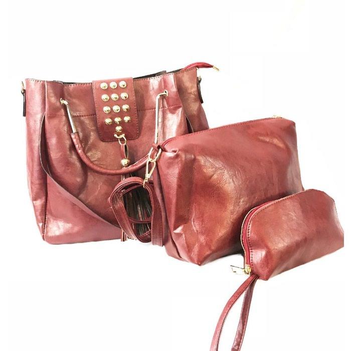 15b7018974ad Модные качественные сумки (тройка) за 1350 KGS в Бишкеке: Сумки на ...