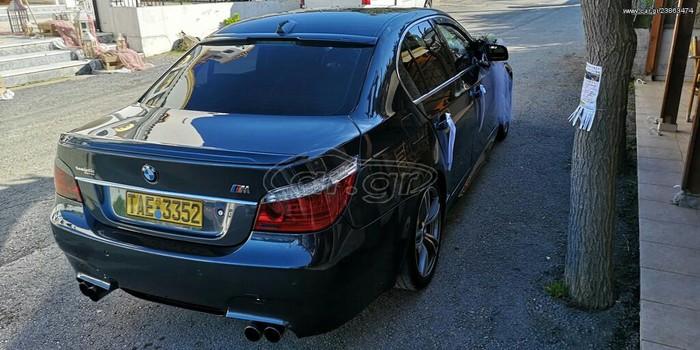 BMW 530 3 l. 2008 | 630000 km