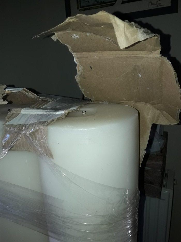 Λαμπαδες απο γαμο 1.40 λευκες. Photo 3