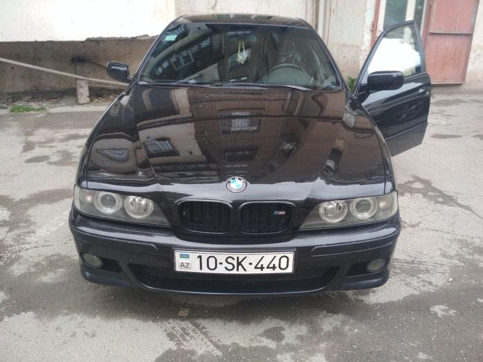 BMW 540 1998. Photo 0