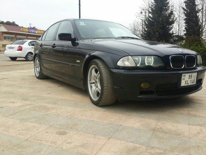 BMW 3 2000. Photo 1