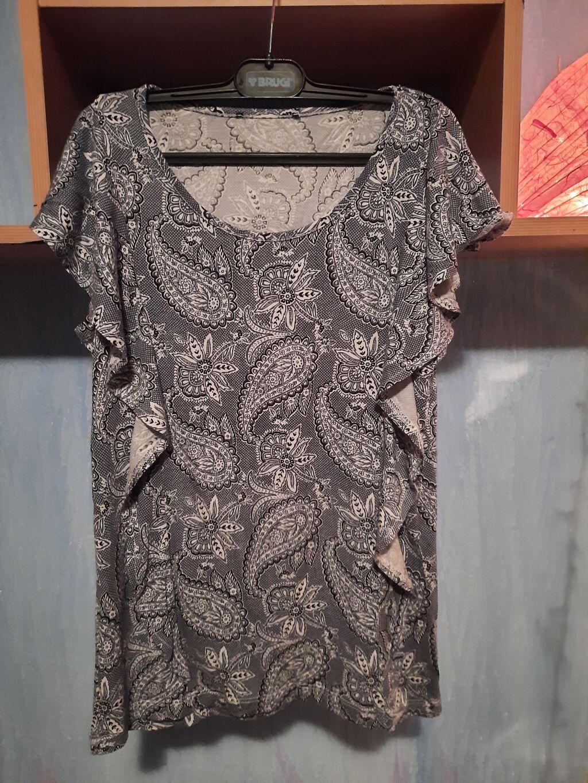 Ženske majice - Knjazevac: POKLANJAM! -Nova majica - Vel. S Poluobim 41cm Dužina 57cm 100%