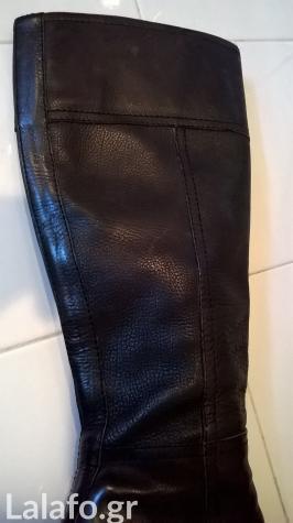 e0bb72466c Μπότες μαύρες δερμάτινες Καλογήρου for 90 EUR in Αθήνα  Γυναικεία ...