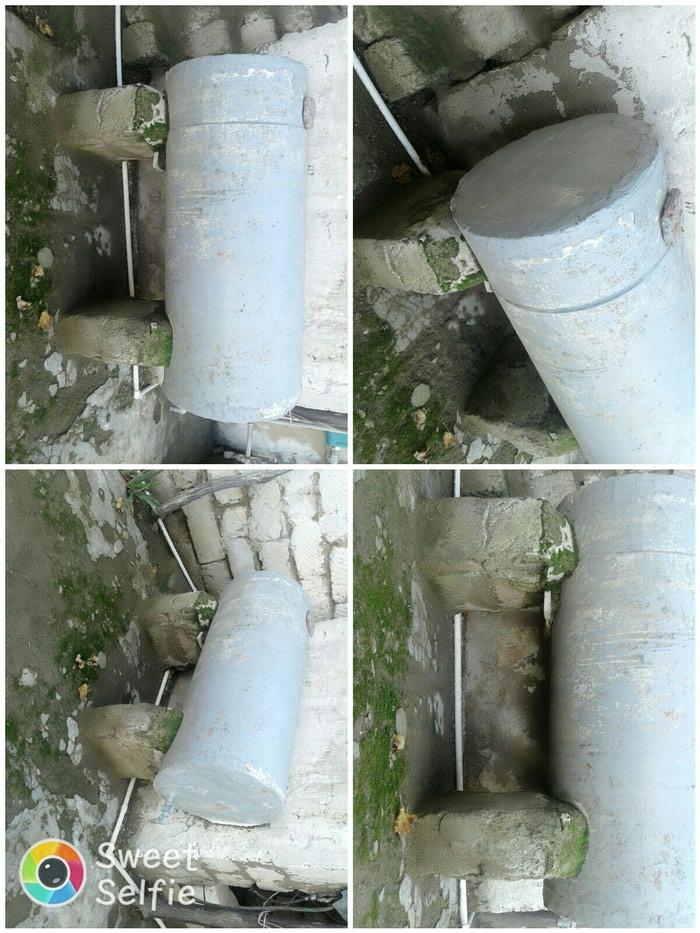 Su betonu 15 azn asaqi yeride var hec problemi yoxdur tecili satilir