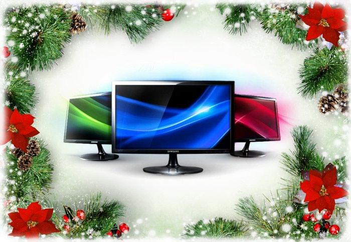 Мониторы AOC 32 Дюйма Разрешение Full HD (БУ) Цвет белый. в Бишкек