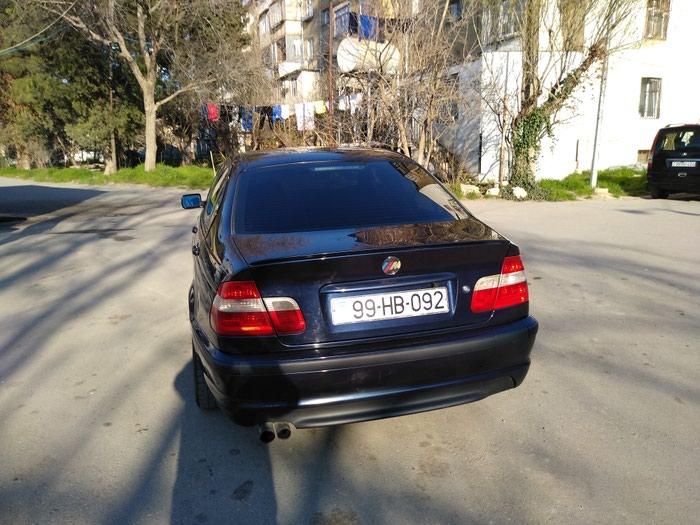 BMW 320 2002. Photo 3
