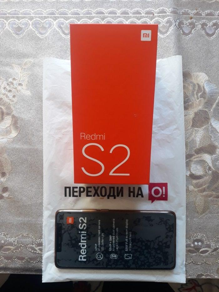 REDMI-S-2.КАРОПКА ДОКУМЕНТЫ.ОТЛ СОСТ.ПАМЯТЬ-32/ГИГАБАЙТ. в Бишкек