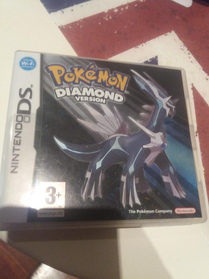 Κασετα Pokemon DIAMOND VERSION για NINTENDO DS..Η σε Νικόλαος Σκουφάς