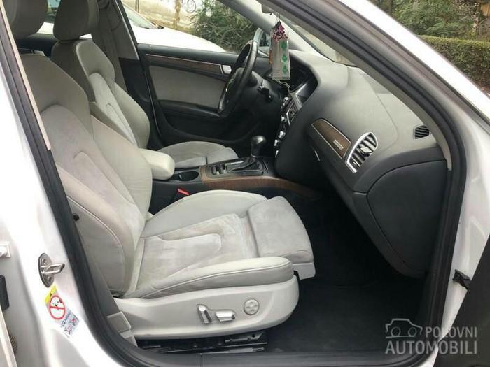 Audi A4 Allroad Quattro 2012. Photo 8