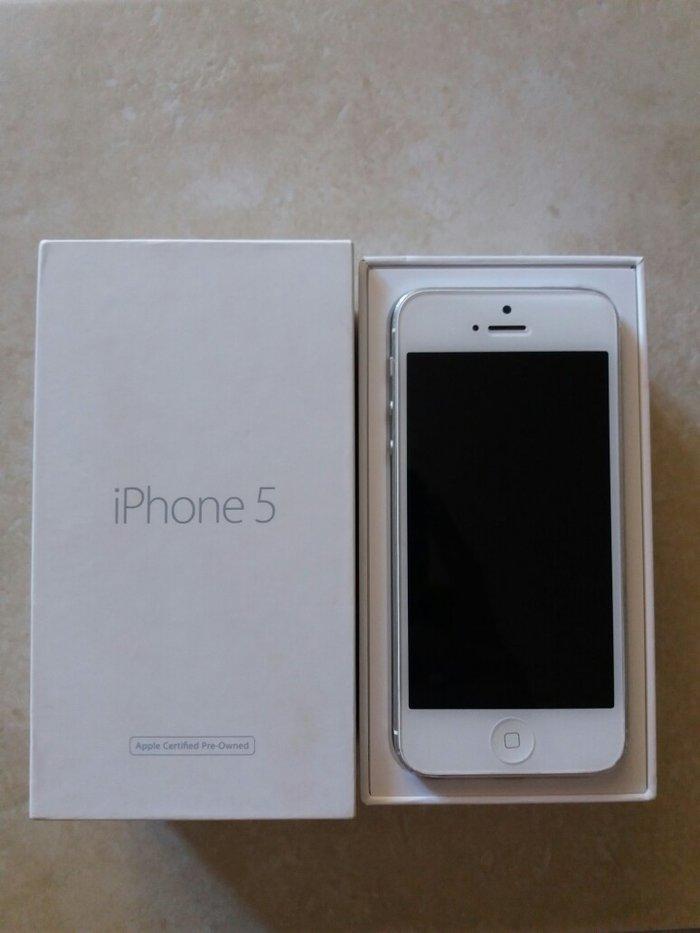 IPhone 5. Photo 0