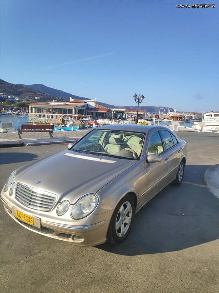 Mercedes-Benz E 220 2004
