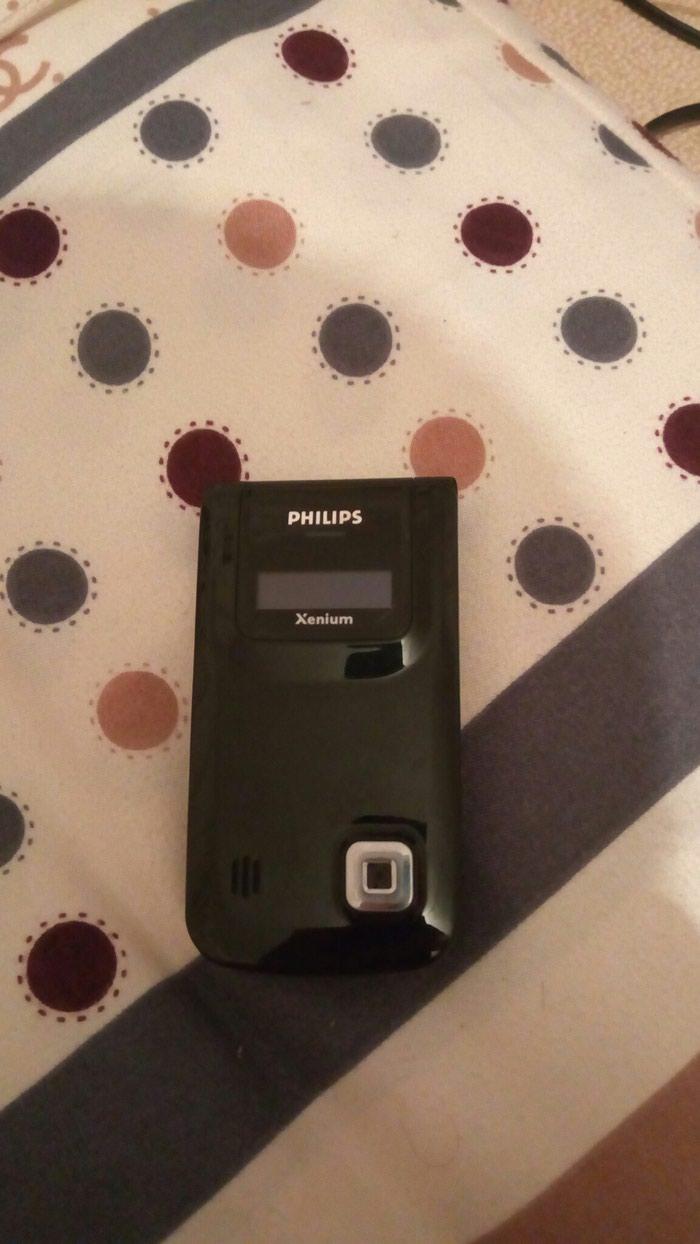 Г.Ош продам PHILIPS CT9A9R телефон рабочий. нужно найти зарядка.. Photo 0