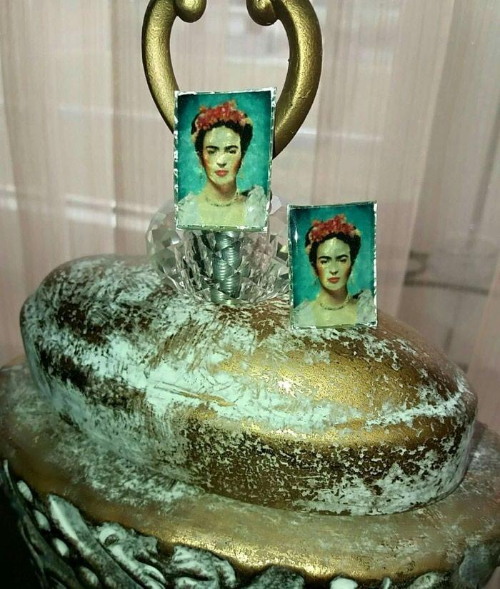 Frida Kahlo - Handmade Jewellery