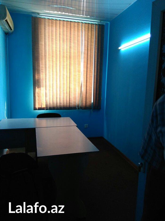 Bakı şəhərində 1 otagli ofis icare verilir,sahese 10 kv.m.Asif Meherremov 4