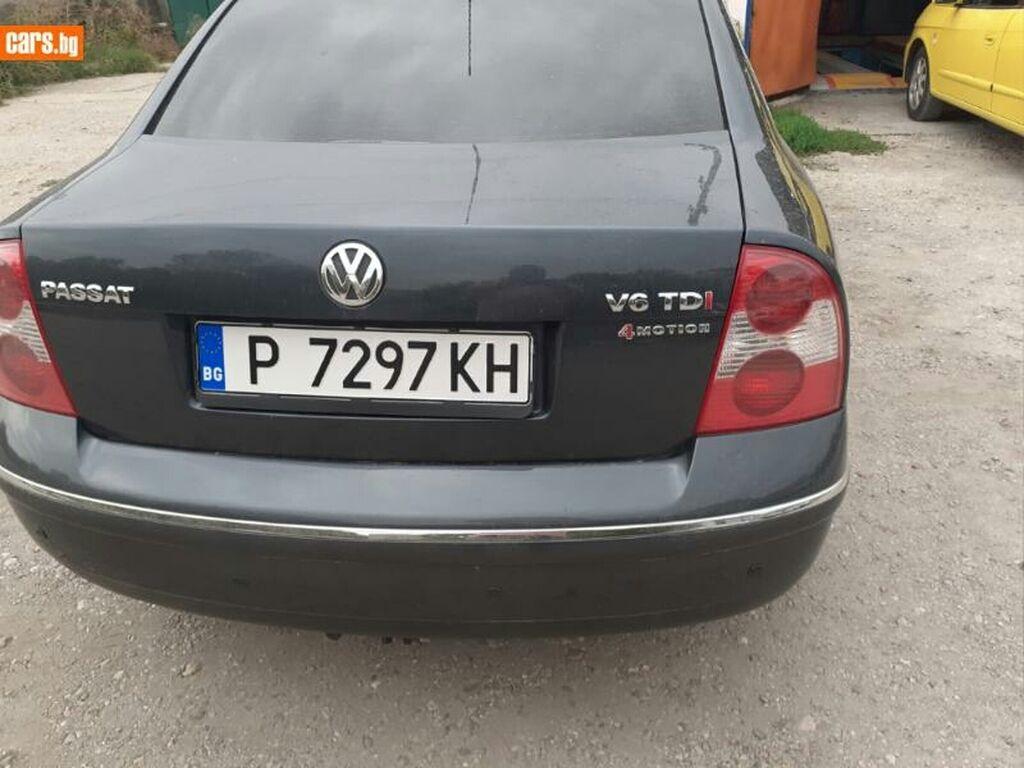 Volkswagen - Νέα Βύσσα: Volkswagen Passat 2.5 l. 2001   230000 km