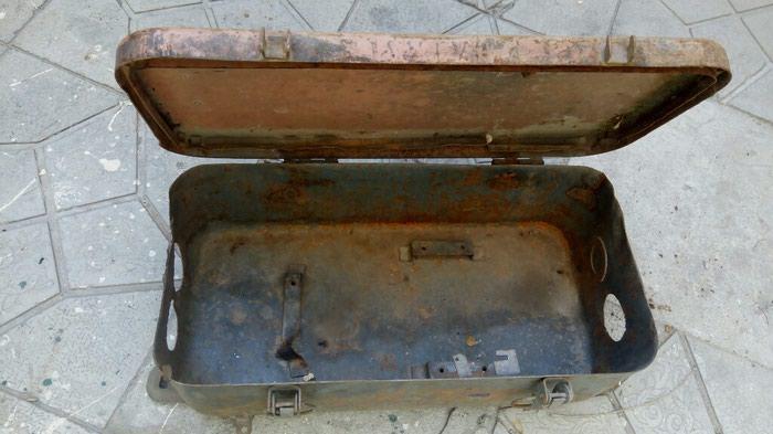 Ящик железный. можно под инструменты в Бишкек