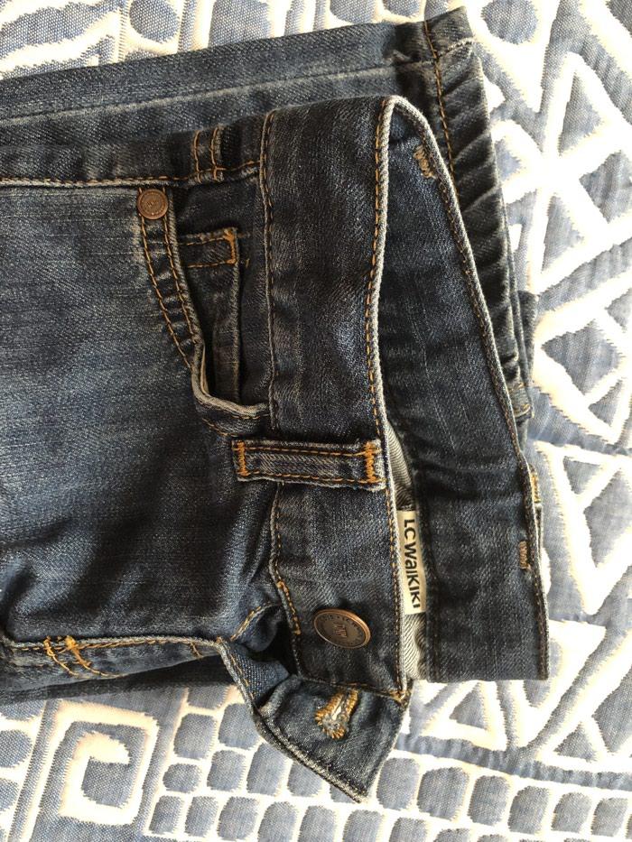 Новые джинсы на мальчика 4-5 лет. Photo 1