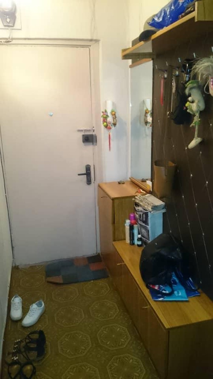 Продается квартира: 3 комнаты, 58 кв. м., Бишкек. Photo 5