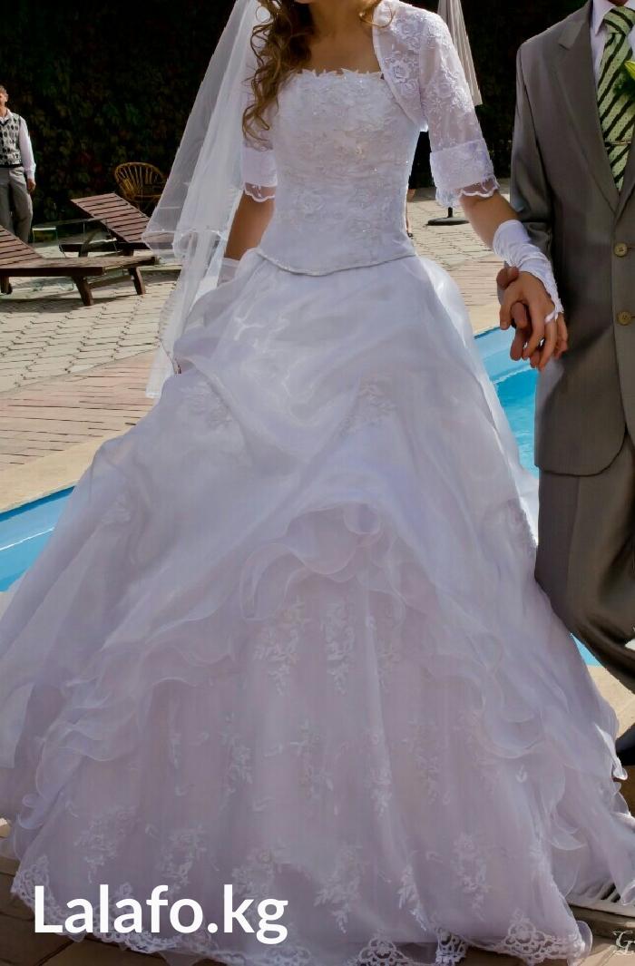 927be327dc8 Продаю свадебное платье на высокую девушку