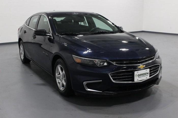 Chevrolet Malibu 1 5 L 2018 32613 Km