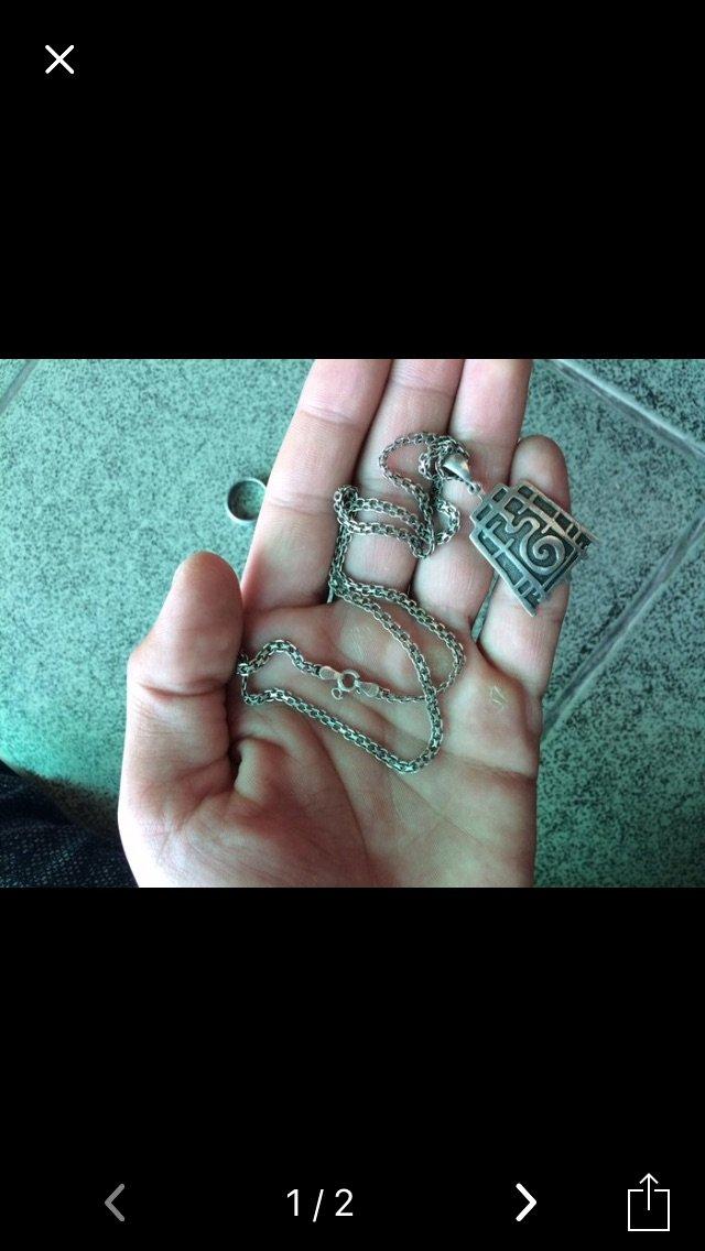 Продаю цепочку серебро 925 проба цена 950с в Кочкор